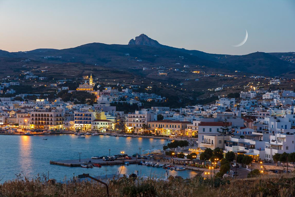 Cyclades islands Private Cruise - Don Blue Yachting