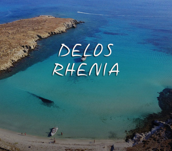 Mykonos - Delos - Rhenia - Don Blue Private Cruise