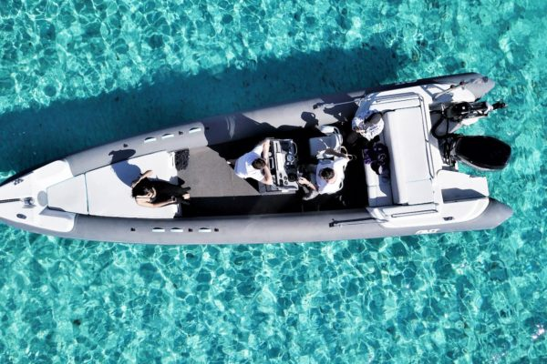 Don blue yachting - FOST OBSESSION 860 Benzin