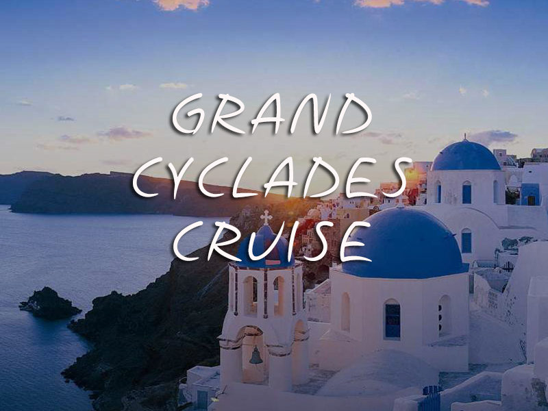 Cyclades Private Cruise - Don Blue