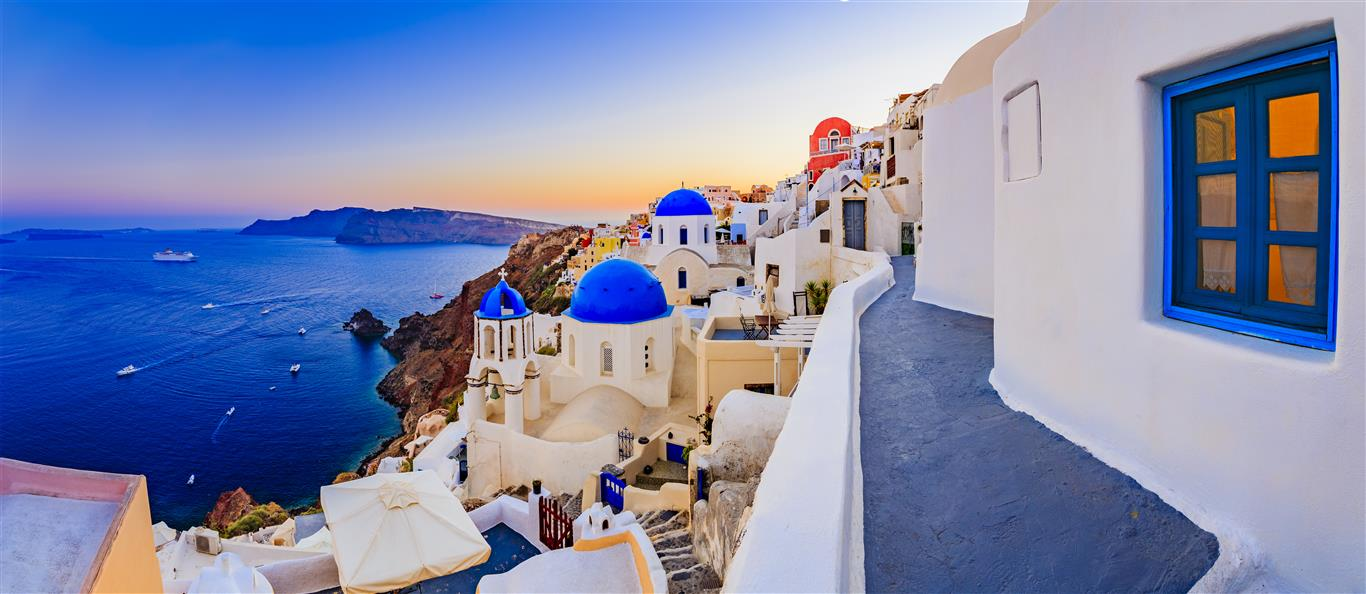 Ios - Santorini - Paros - Private Cruise