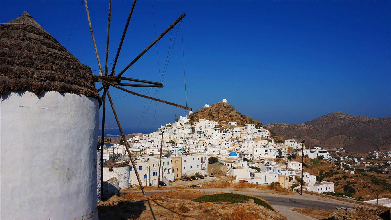 Mykonos - Ios - Panteronisia - Paros - Private - 2 Days Cruise