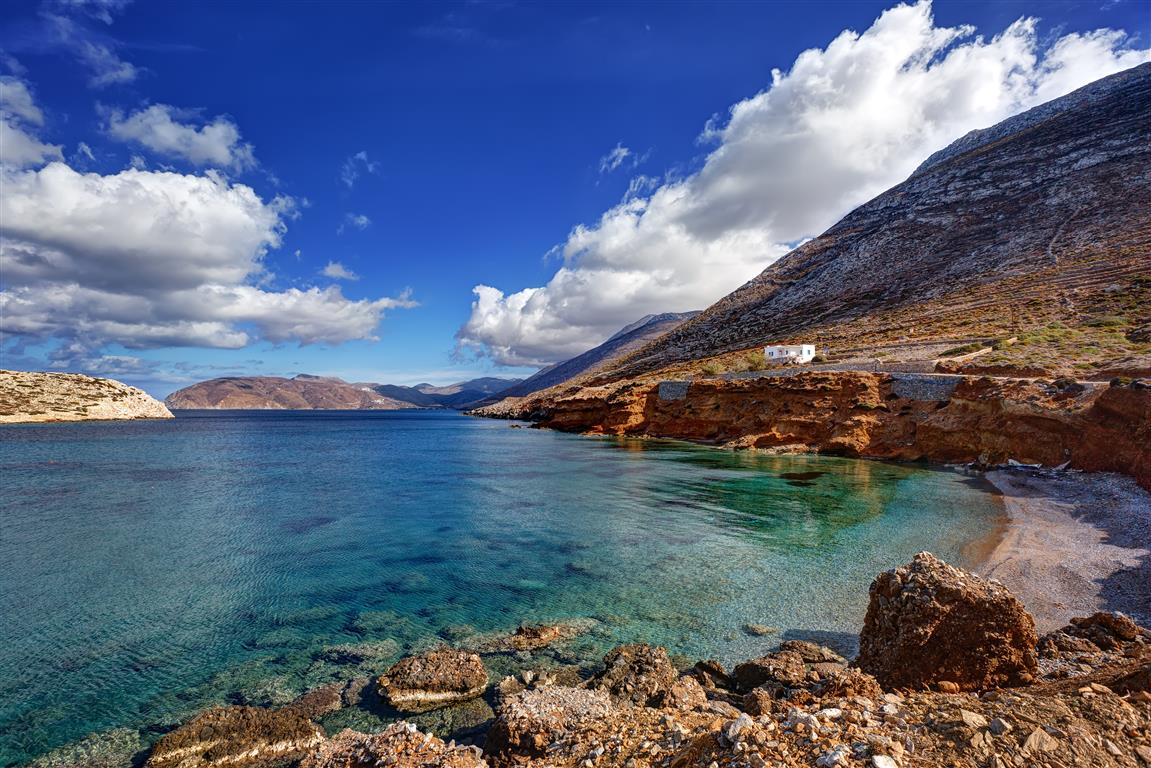 Mykonos - Koufonisia - Amorgos - Naxos Private Cruise