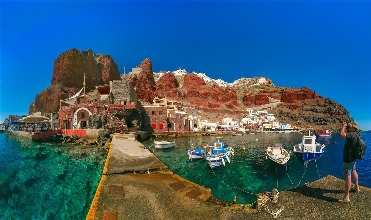 Mykonos -Koufonisia - Schinousa - Heraklia - Private Boat Cruise