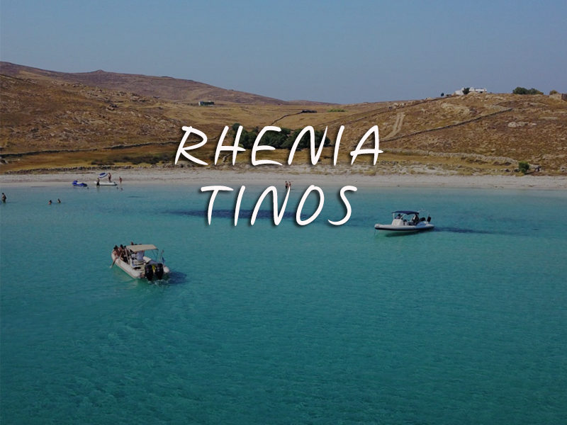 Mykonos-Rhenia-Tinos-Don Blue Private Cruise