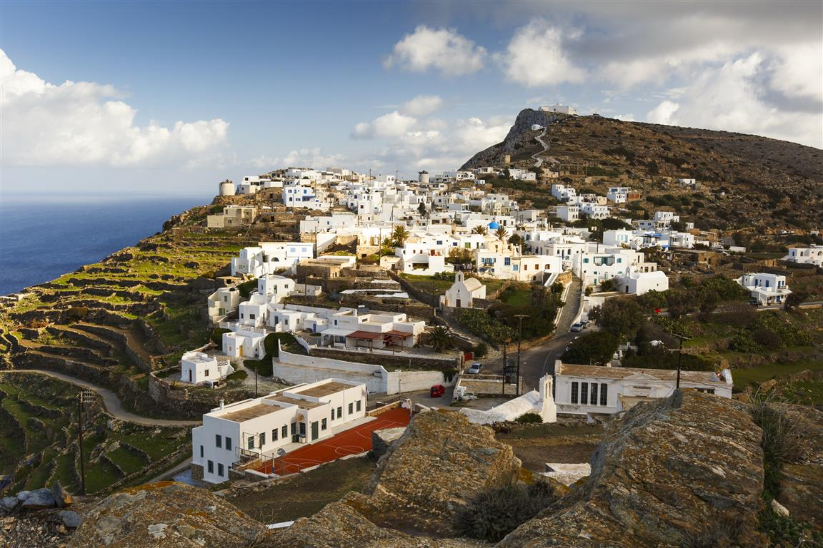 Mykonos - Sifnos - Folegandros - Sikinos - Antiparos - Private Cruise