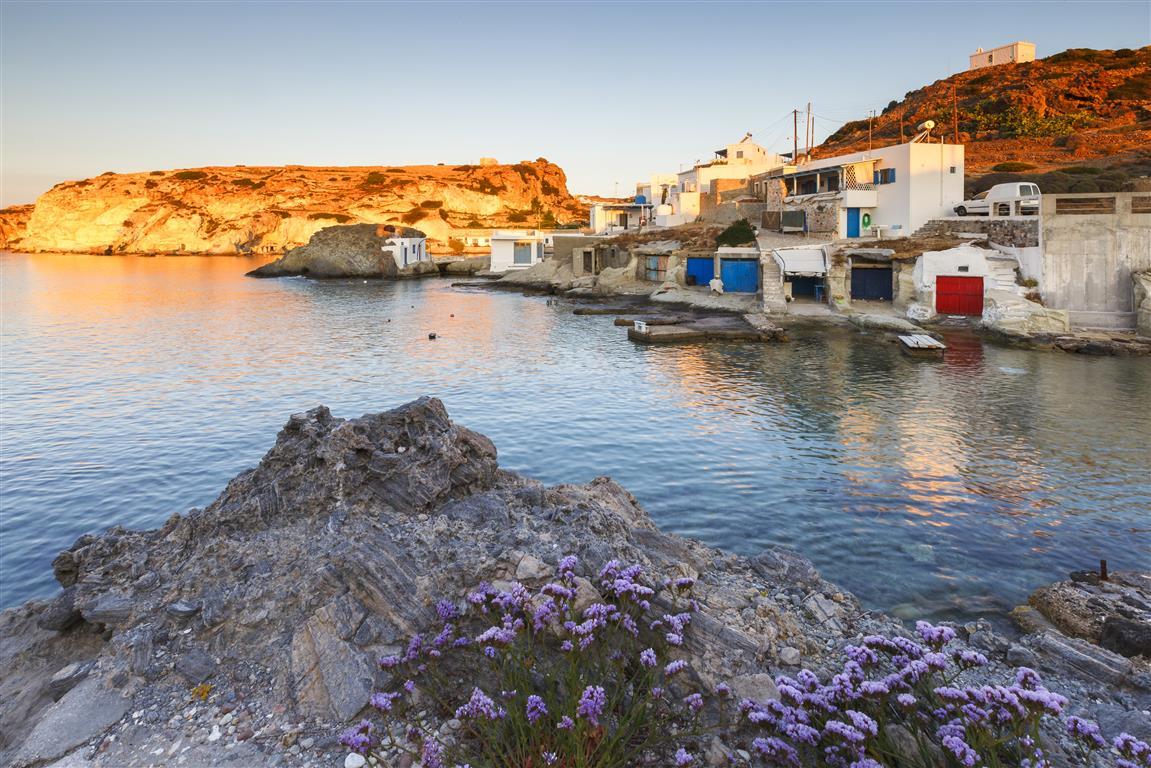 Mykonos - Sifnos - Kimolos - Mylos - Antiparos - Private Cruise