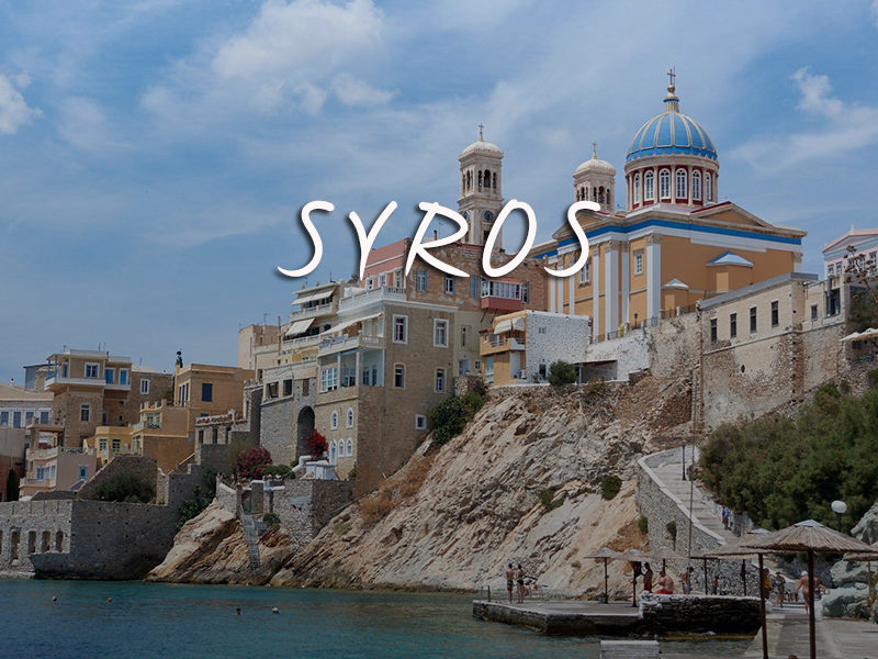 Mykonos-Syros-Don Blue Private Cruise
