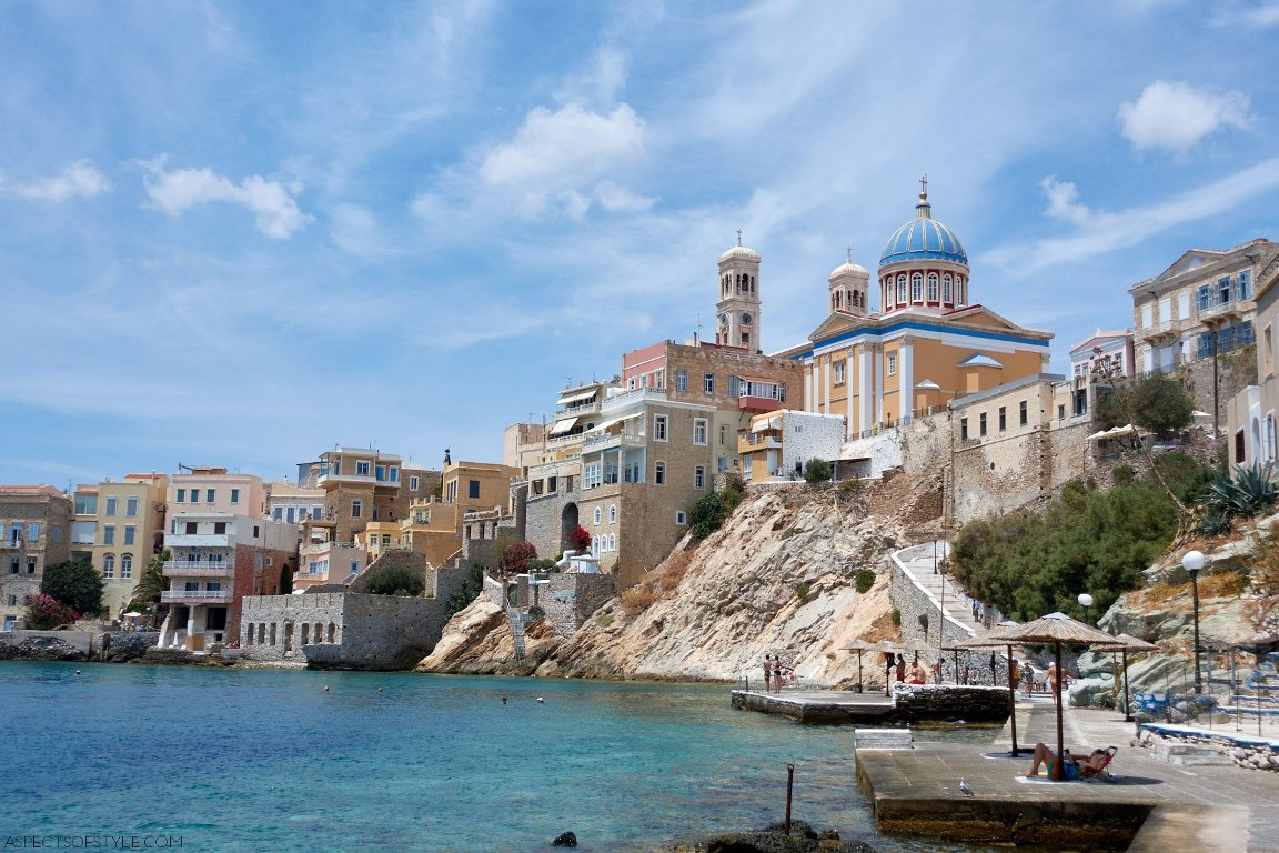 Mykonos - Syros Private Boat Cruise