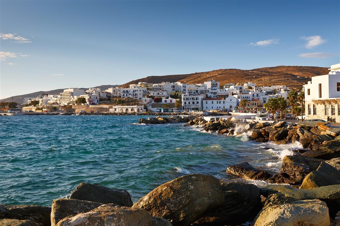 Mykonos - Tinos Private Cruise