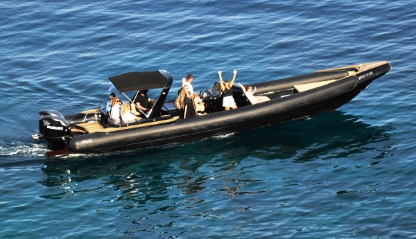 Don Blue Prime Yachting - Private Boat Rentals in Mykonos