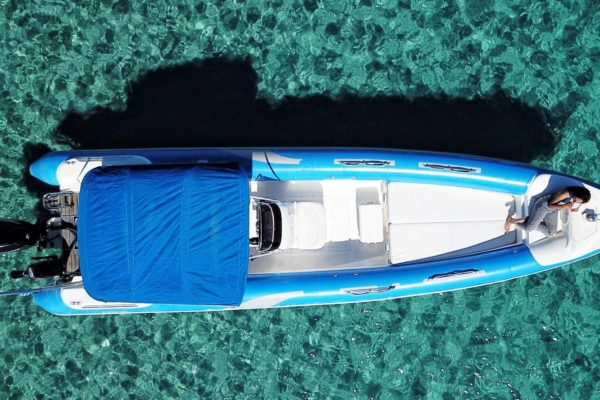 Mykonos Private Boat for rent - Don Blue Yachting - Proteas Marvel