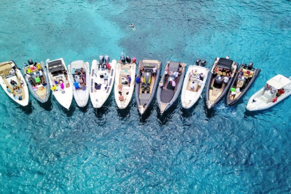 Events on private boat - Don Blue Yachting