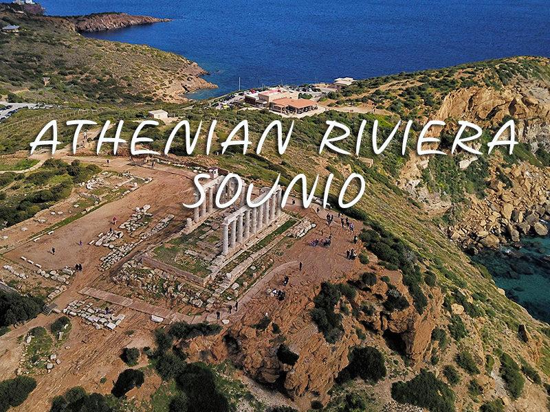 Athenian Riviera - Cape Sounio & Poseidon Temple
