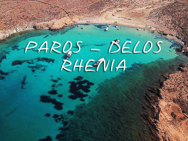 Private Day Cruise to Paros - Delos - Rhenia